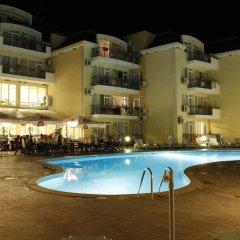 Отель Helios Болгария, Балчик - отзывы, цены и фото номеров - забронировать отель Helios онлайн бассейн
