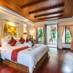 Отель Muang Samui Spa Resort Таиланд, Самуи - отзывы, цены и фото номеров - забронировать отель Muang Samui Spa Resort онлайн комната для гостей фото 4