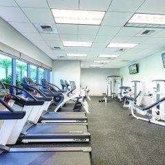 Отель Wyndham Desert Blue США, Лас-Вегас - отзывы, цены и фото номеров - забронировать отель Wyndham Desert Blue онлайн фитнесс-зал
