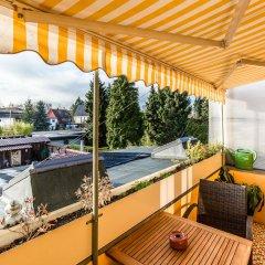 Отель Wohnzeit Köln Apartment Германия, Кёльн - отзывы, цены и фото номеров - забронировать отель Wohnzeit Köln Apartment онлайн балкон