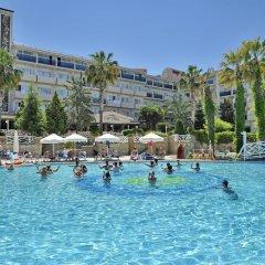 Отель Side Corolla бассейн