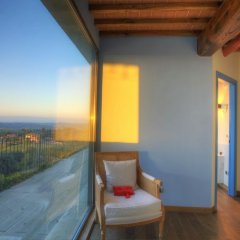 Апартаменты Castellare di Tonda - Apartments балкон
