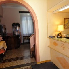 Hotel Delle Camelie удобства в номере
