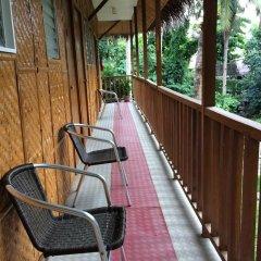 Отель Lakbayan Hotel Boracay Филиппины, остров Боракай - отзывы, цены и фото номеров - забронировать отель Lakbayan Hotel Boracay онлайн балкон