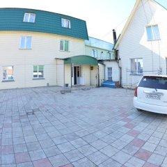 Гостиница Алтын Туяк парковка