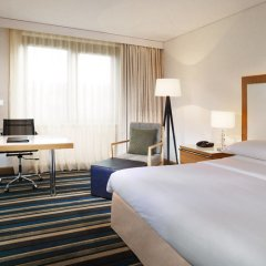 Sheraton Frankfurt Airport Hotel & Conference Center комната для гостей фото 11