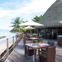 Отель Tahiti Ia Ora Beach Resort - Managed by Sofitel Французская Полинезия, Пунаауиа - отзывы, цены и фото номеров - забронировать отель Tahiti Ia Ora Beach Resort - Managed by Sofitel онлайн фото 9
