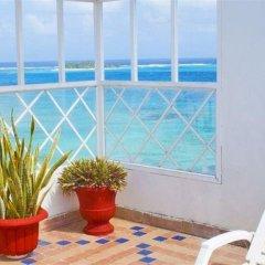 Отель Bahía Sardina Колумбия, Сан-Андрес - отзывы, цены и фото номеров - забронировать отель Bahía Sardina онлайн балкон
