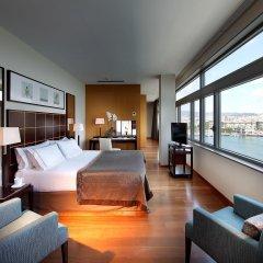 Отель Eurostars Grand Marina 5* Стандартный номер с различными типами кроватей фото 11