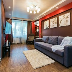Апартаменты GM Apartment Novokuznetskaya 35-37 комната для гостей фото 4