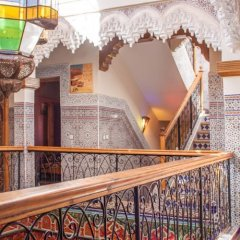 Отель Riad Mahjouba Марракеш гостиничный бар