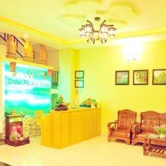 Отель Dalat Flower Далат интерьер отеля