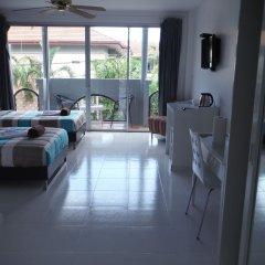 Отель Le Thalassa Guesthouse комната для гостей фото 3