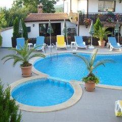 Отель Family Hotel Gery Болгария, Кранево - отзывы, цены и фото номеров - забронировать отель Family Hotel Gery онлайн бассейн фото 3