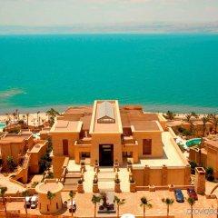 Отель Kempinski Hotel Ishtar Dead Sea Иордания, Сваймех - 2 отзыва об отеле, цены и фото номеров - забронировать отель Kempinski Hotel Ishtar Dead Sea онлайн пляж