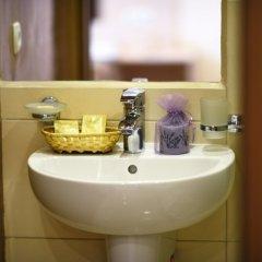 Apart Hotel Poseidon ванная
