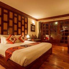 Отель Victoria Sapa Resort & Spa Вьетнам, Шапа - отзывы, цены и фото номеров - забронировать отель Victoria Sapa Resort & Spa онлайн комната для гостей фото 5