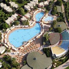 Vonresort Golden Beach Турция, Чолакли - 1 отзыв об отеле, цены и фото номеров - забронировать отель Vonresort Golden Beach онлайн бассейн фото 3