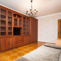 Апартаменты Брусника Ивана Бабушкина Москва комната для гостей фото 3