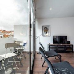 Отель Akicity Rato Hemel Португалия, Лиссабон - отзывы, цены и фото номеров - забронировать отель Akicity Rato Hemel онлайн балкон