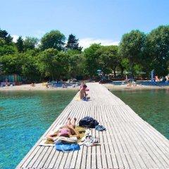 Arion Hotel Corfu Корфу приотельная территория