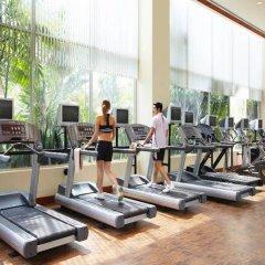 Отель Avani Pattaya Resort Таиланд, Паттайя - 6 отзывов об отеле, цены и фото номеров - забронировать отель Avani Pattaya Resort онлайн фитнесс-зал фото 3