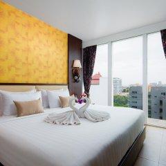 Aiyara Grand Hotel комната для гостей фото 2