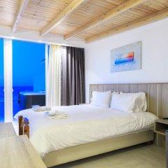 Отель Iakinthos Tsilivi Beach Греция, Закинф - отзывы, цены и фото номеров - забронировать отель Iakinthos Tsilivi Beach онлайн комната для гостей фото 5
