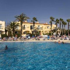 Hotel Globales Binimar пляж