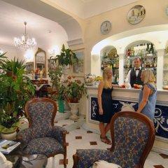 Hotel Santa Lucia Минори гостиничный бар