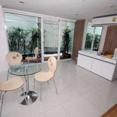 Отель Nantra Ekamai Бангкок балкон