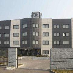 Отель NH Linate Пескьера-Борромео вид на фасад
