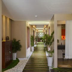 Отель Silk Sense Hoi An River Resort Вьетнам, Хойан - отзывы, цены и фото номеров - забронировать отель Silk Sense Hoi An River Resort онлайн интерьер отеля фото 2