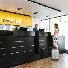Hampshire Hotel - Crown Eindhoven банкомат