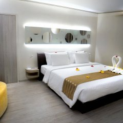 The Pattaya Discovery Beach Hotel Pattaya комната для гостей фото 3