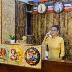 A Tran Boutique Hotel Хойан интерьер отеля фото 2
