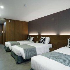 Отель Itaewon Crown hotel Южная Корея, Сеул - отзывы, цены и фото номеров - забронировать отель Itaewon Crown hotel онлайн комната для гостей фото 5
