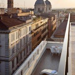 UNA Hotel Roma парковка