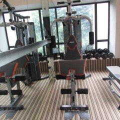 Отель Travelodge Harbourfront Singapore фитнесс-зал фото 2