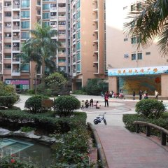 Апартаменты Green Garden Apartment-shenzhen