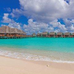 Отель Heritance Aarah (Premium All Inclusive) Мальдивы, Медупару - отзывы, цены и фото номеров - забронировать отель Heritance Aarah (Premium All Inclusive) онлайн пляж