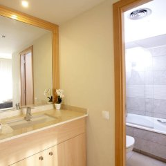 Отель Ibersol Residencial SPA Aqquaria ванная фото 2