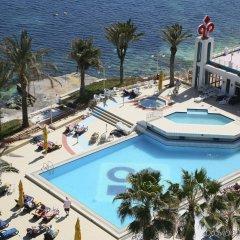 Qawra Palace Hotel бассейн