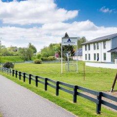Отель Danhostel Vejle спортивное сооружение