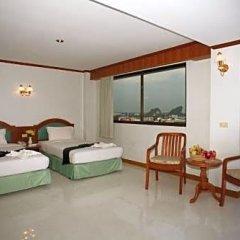 Отель Boon Siam Hotel Таиланд, Краби - отзывы, цены и фото номеров - забронировать отель Boon Siam Hotel онлайн балкон