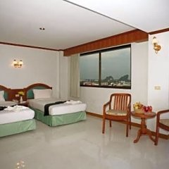 Отель BOONSIAM Краби балкон