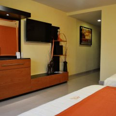 Hostalia Hotel Expo & Business Class удобства в номере