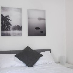 Апартаменты Cosy 1BD Apartment in West Didsbury комната для гостей