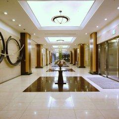 Отель Oarks canal park hotel Toyama Япония, Тояма - отзывы, цены и фото номеров - забронировать отель Oarks canal park hotel Toyama онлайн интерьер отеля