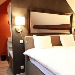 Отель Smartflats Victoire Terrace Бельгия, Брюссель - отзывы, цены и фото номеров - забронировать отель Smartflats Victoire Terrace онлайн комната для гостей фото 2